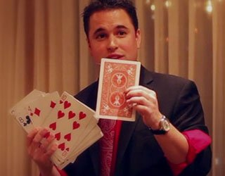 Watch Magic Tricks With Cards, Money, & Comedy | Nate Jester