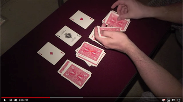 Killer Stack Deck Card Trick Tutorial!